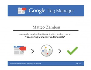 Google Tag Manager Fundamentals_ Certificate
