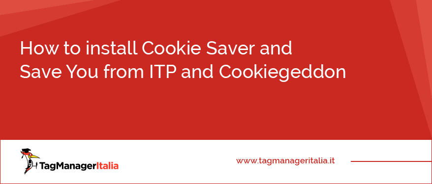 How to install Cookie Saver and Save You from ITP and Cookiegeddon